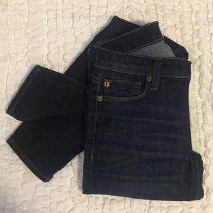 Hudson skinny jeans sz24 small like new